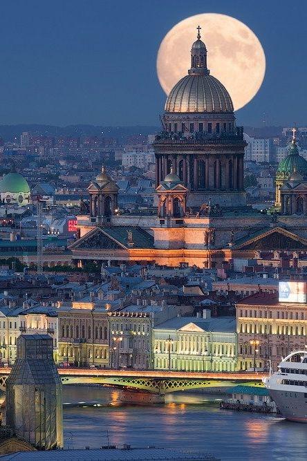 Revelion Sankt Petersburg Rusia Paralela 45