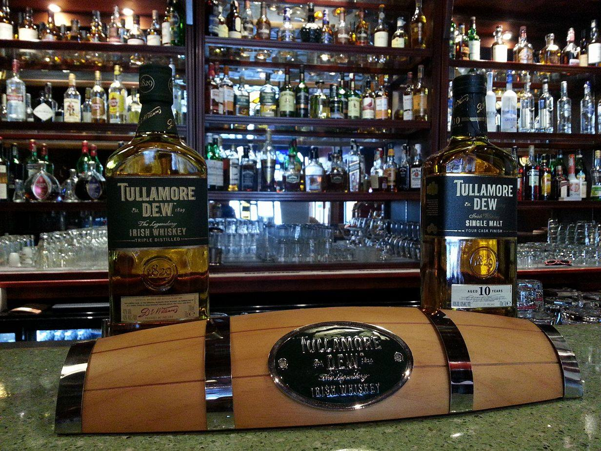 Bram Stoker' Pub Bucuresti Irish Whiskey