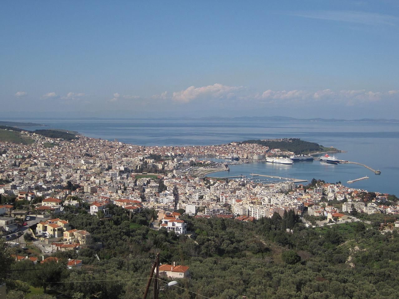 Paralela 45, Lesbos