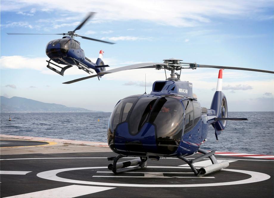 Elicoptere Monacair
