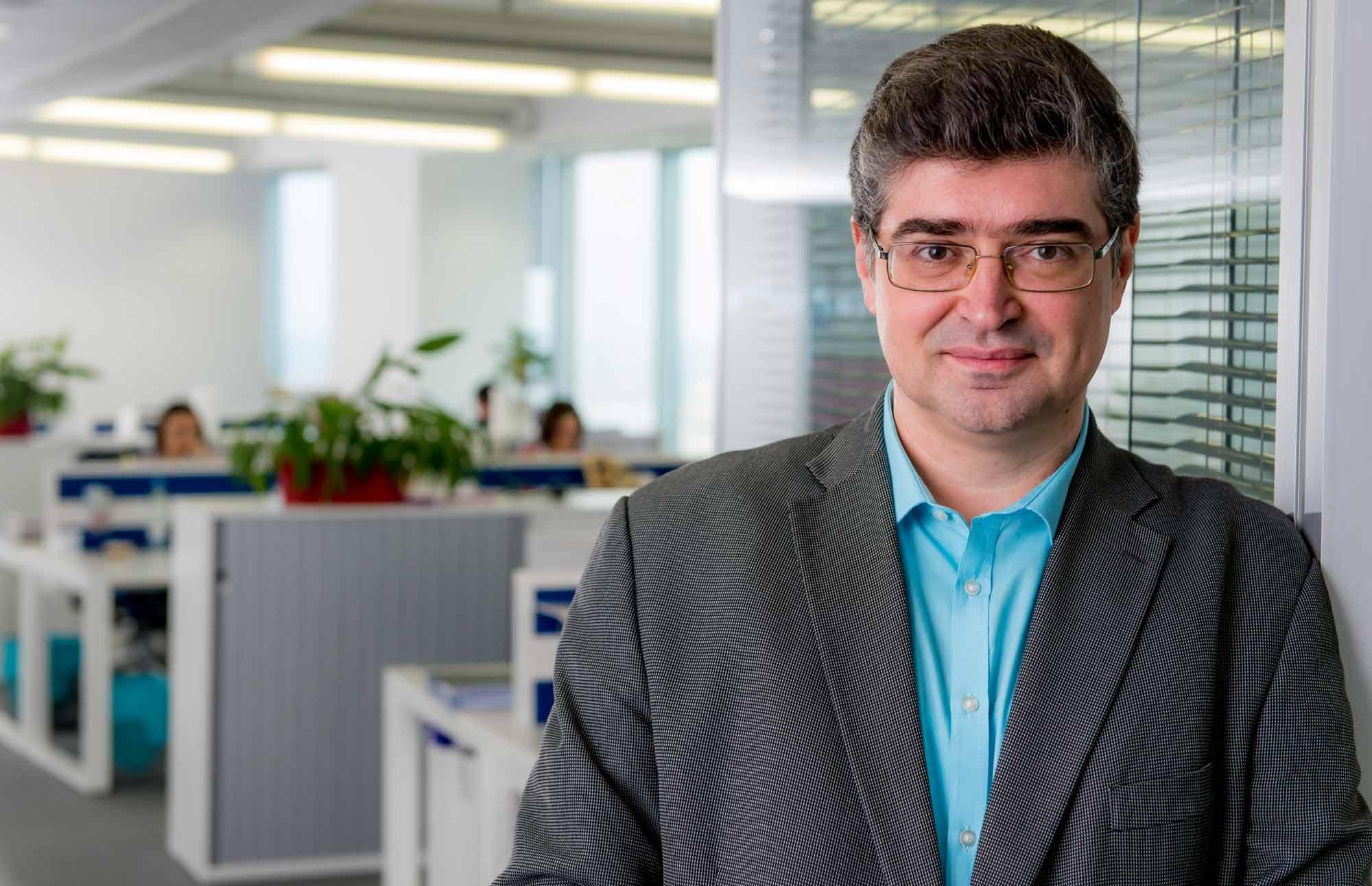 Robert Komartin - Regional Manager, Romania & Hungary, General Manager, Amadeus Romania