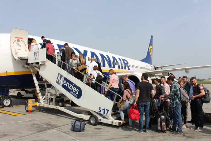 Ryanair Bucharest