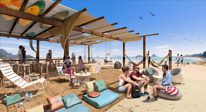 TUI Blue Beach Bar