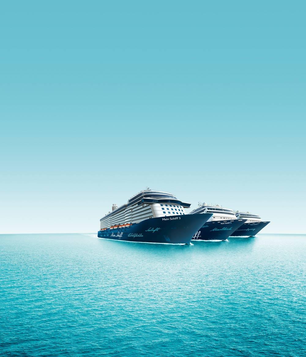 TUI Cruises flota
