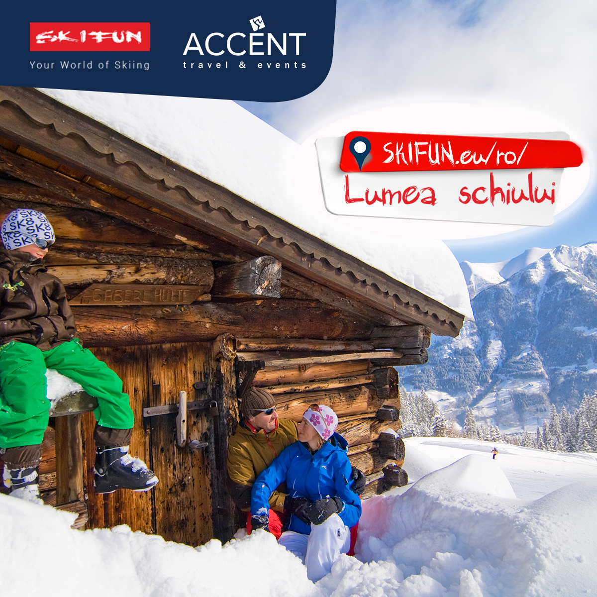 Accent Travel SKIFUN