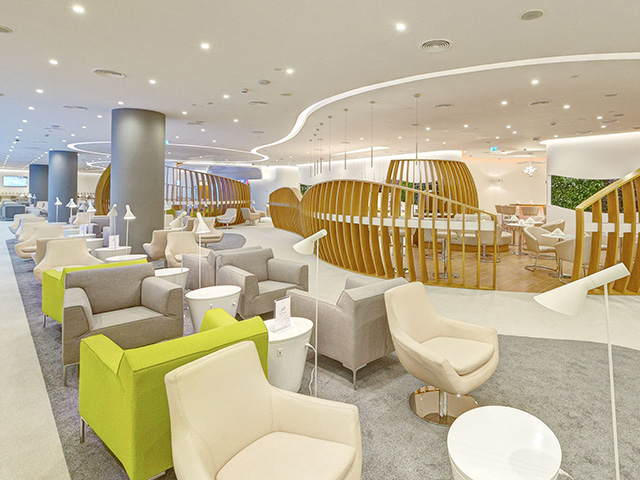 Lounge Dubai SkyTeam