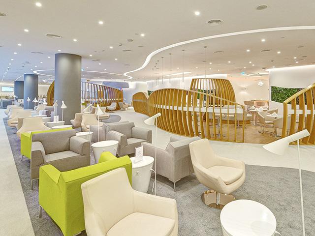 Lounge Dubai SkyTeam