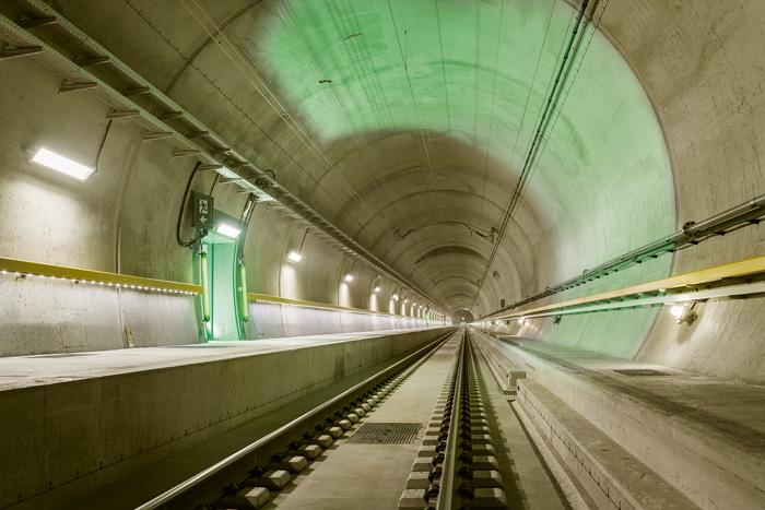 tunel Saint-Gotthard