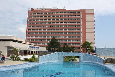 Mangalia, Hotel Paradiso