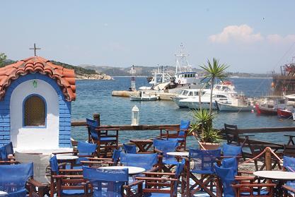 Grecia, Halkidiki