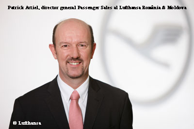 Patrick Artiel Lufthansa