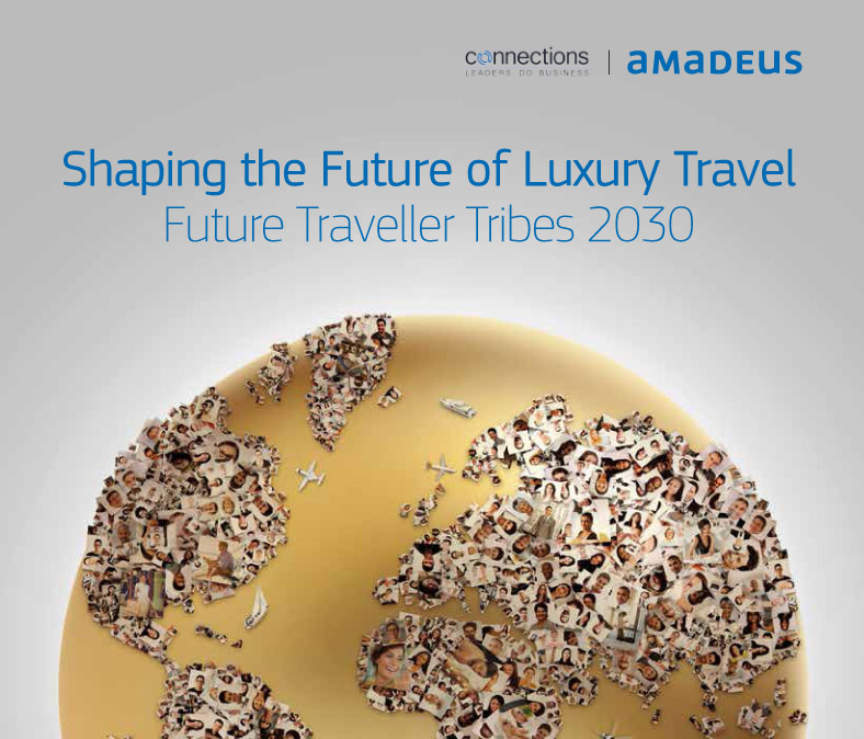 Shaping the future of Luxury Travel -cover